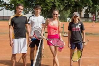 Sportovní kemp Andrey Verešové